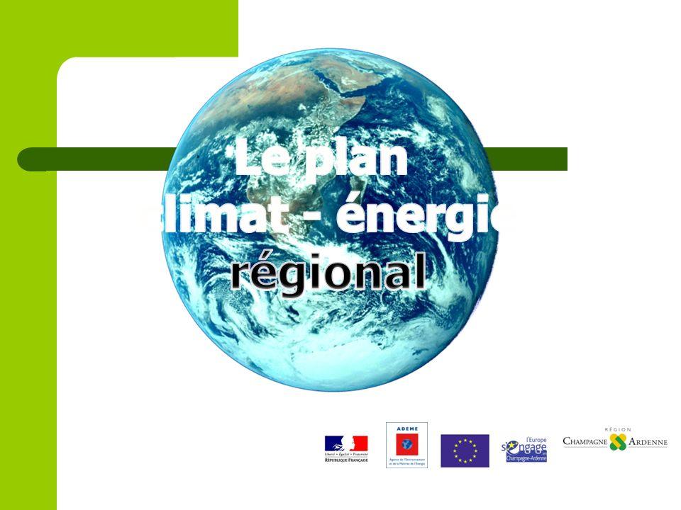 9 PLAN CLIMAT REGIONAL A léchelle régionale, il sagit de décliner les engagements de lEtat en fonction des compétences de la collectivité et de définir un programme dactions qui permet de prendre en compte les spécificités des territoires.