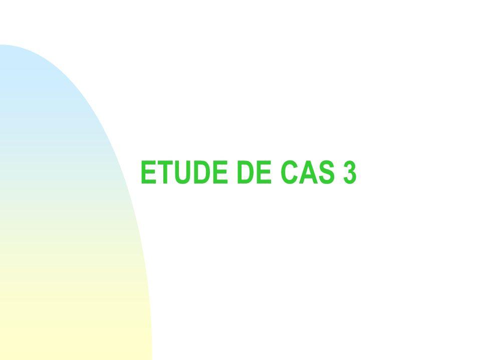 ETUDE DE CAS 3