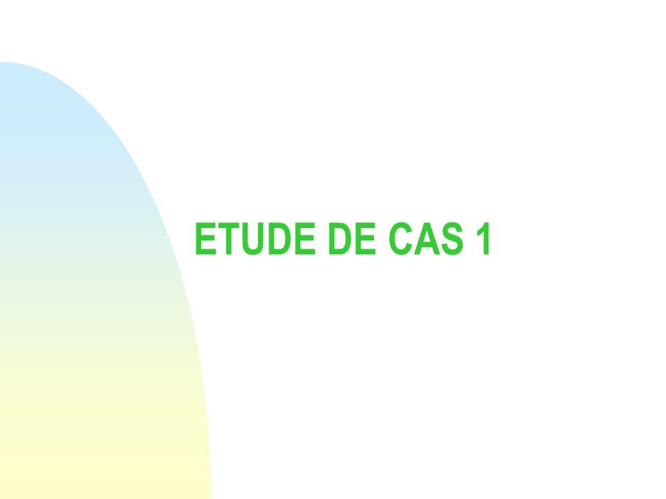 ETUDE DE CAS 1