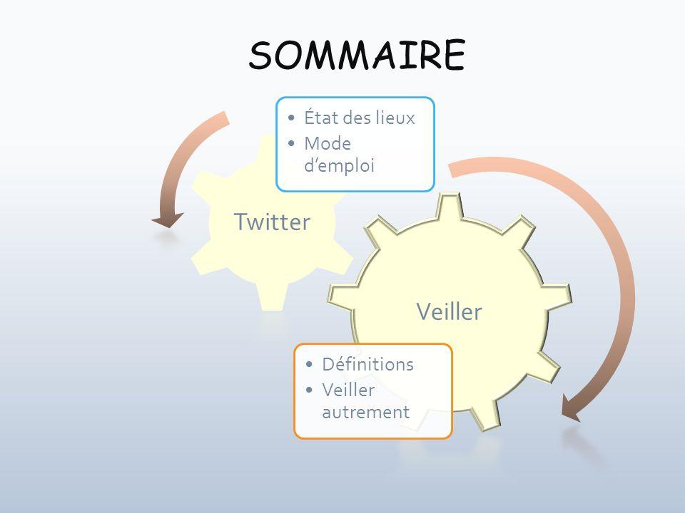 De la twittosphère à la veille documentaire : organiser une veille plus efficace Quelle plus-value apporte Twitter ?
