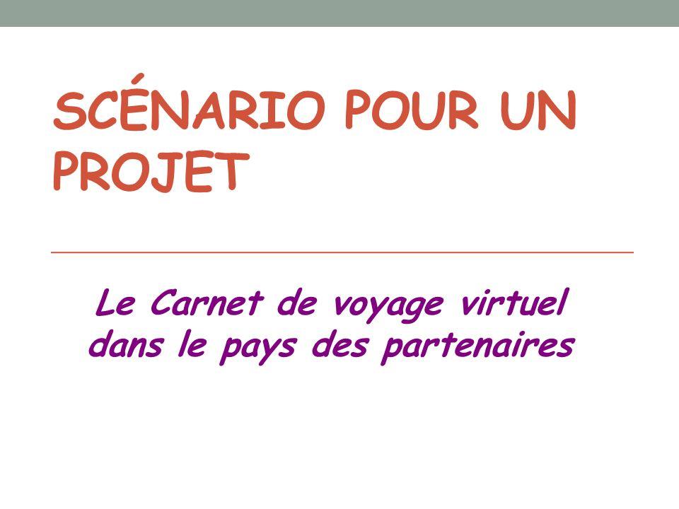 Les élèves de Reims réalisent un Carnet de voyage virtuel dans la ville de leur partenaires, Rome Les élèves de Rome réalisent un Carnet de voyage virtuel dans la ville de Reims Comment vont-ils faire ?