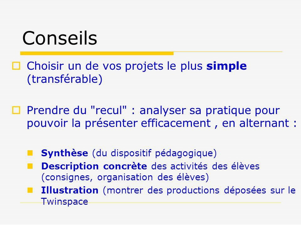 Proposition d un schéma de présentation d un projet