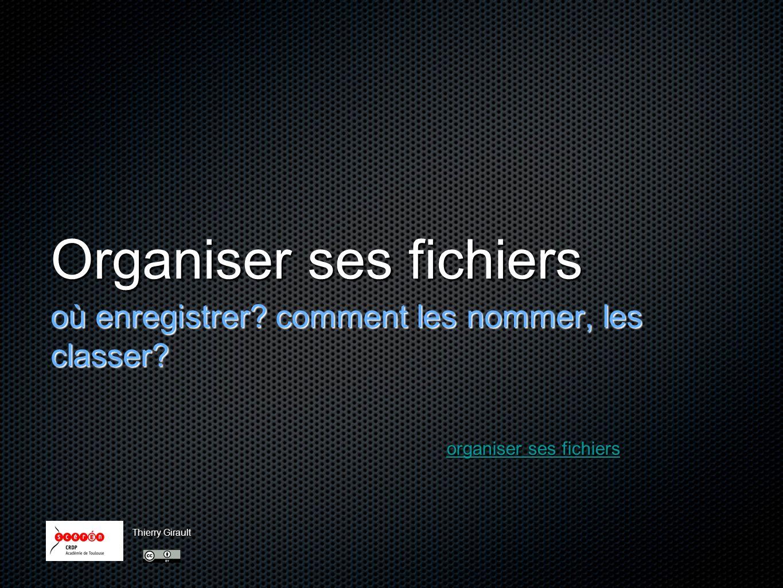 Modifier Ecouter, «dérusher» Trim (rogner),nettoyer, améliorer, normaliser nettoyer Thierry Girault