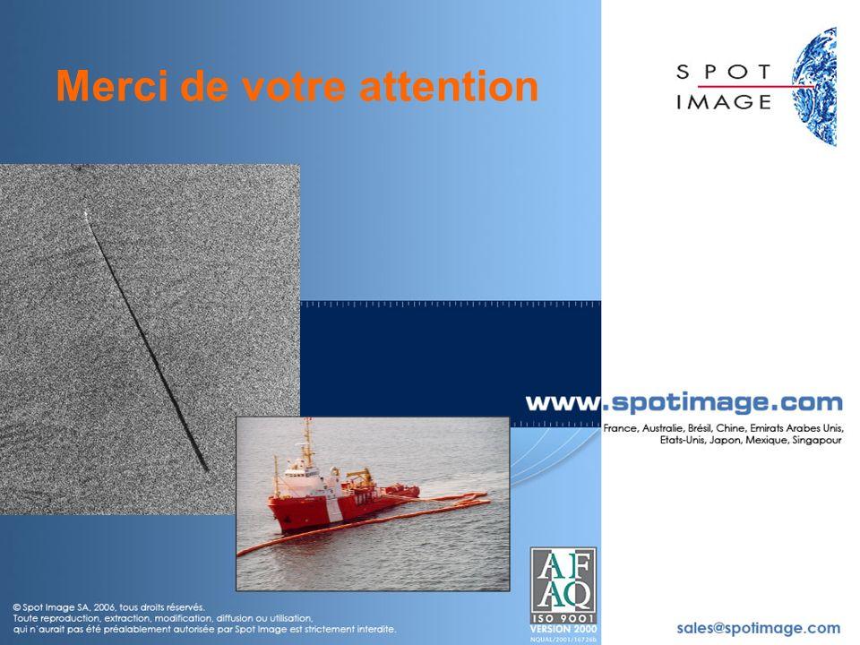 © Spot Image 2006 23 Merci de votre attention