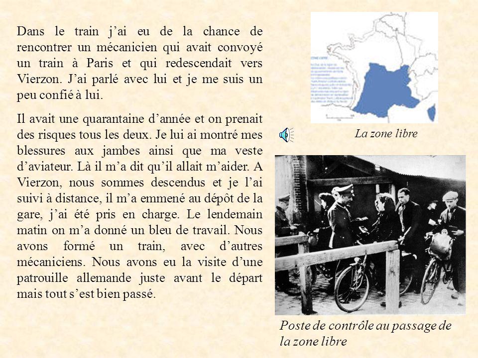 Après avoir été soigné à Beauvais jai été évacué en Bretagne à Morlaix et quand les allemands sont arrivés jai été fait prisonnier à lhôpital. Jai eu