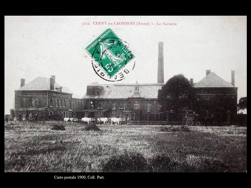 Carte postale 1900, Coll. Part.