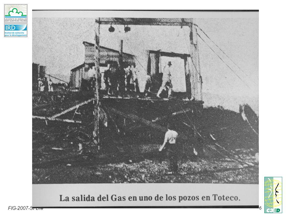 FIG-2007-St Dié47 ET Article 605: « Le Mexique nadmet aucune responsabilité de garantie de lapprovisionnement énergétique des autres parties en situation durgence… »