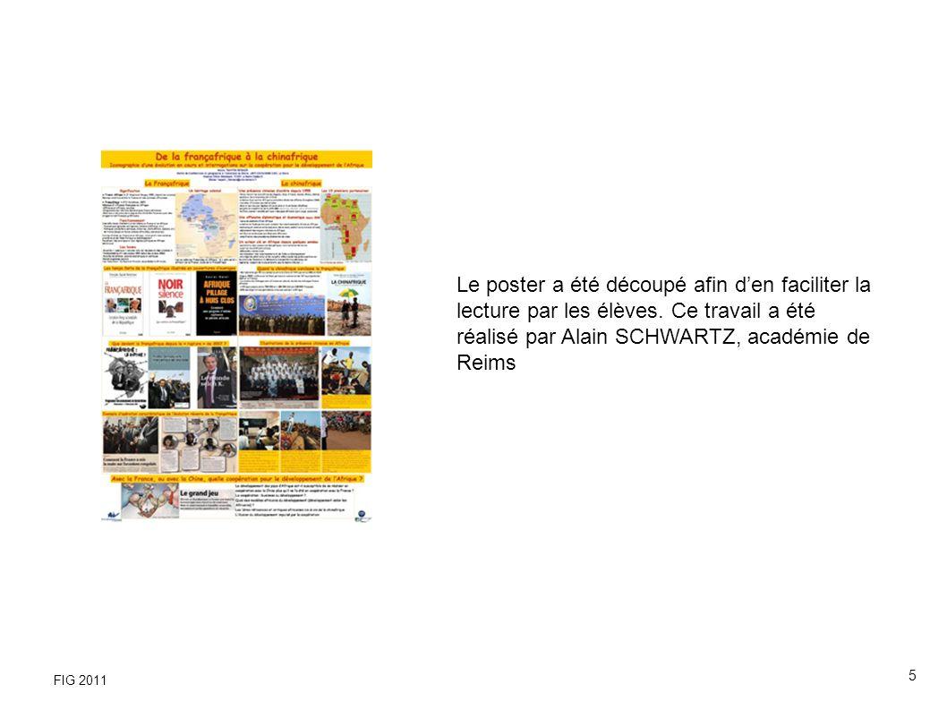 La Françafrique Signification « France-Afrique » (F.