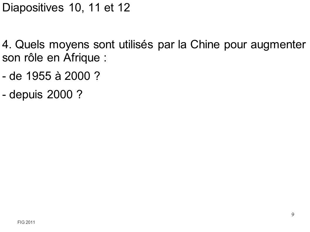 Avec la France, ou avec la Chine, quelle coopération pour le développement de lAfrique .