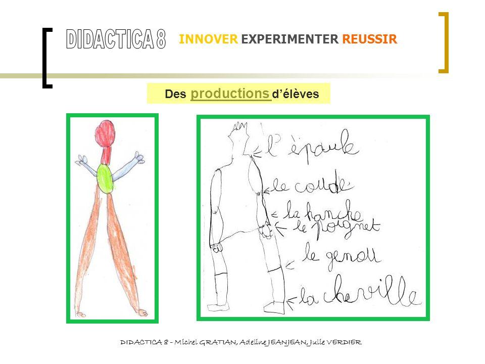 DIDACTICA 8 - Michel GRATIAN, Adeline JEANJEAN, Julie VERDIER Des productions délèves productions