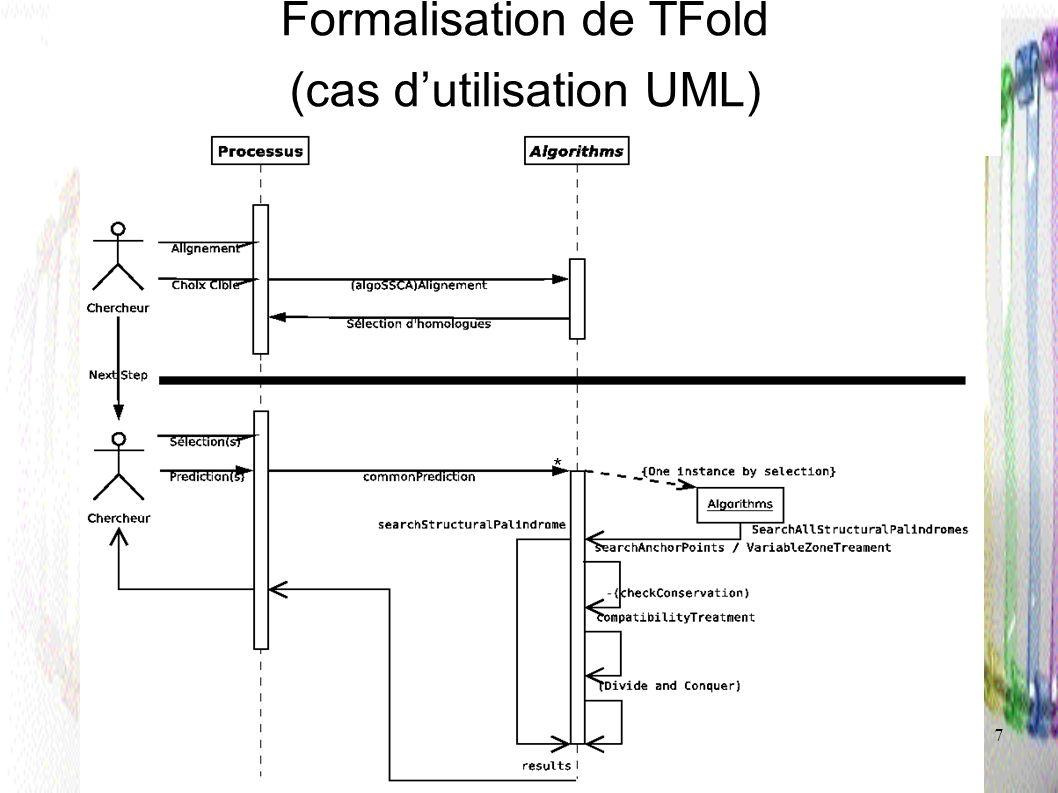 8 Etude et modification du code de P-DCFold Formalisation Modification Documentation et tests