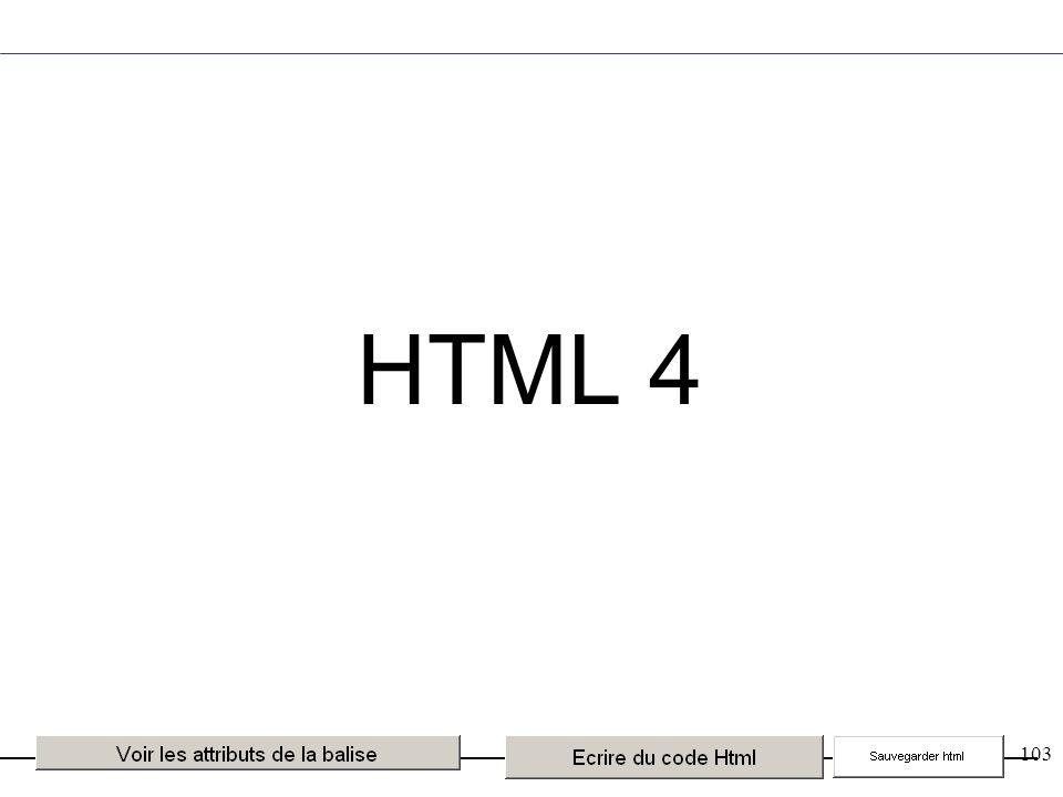 103 HTML 4