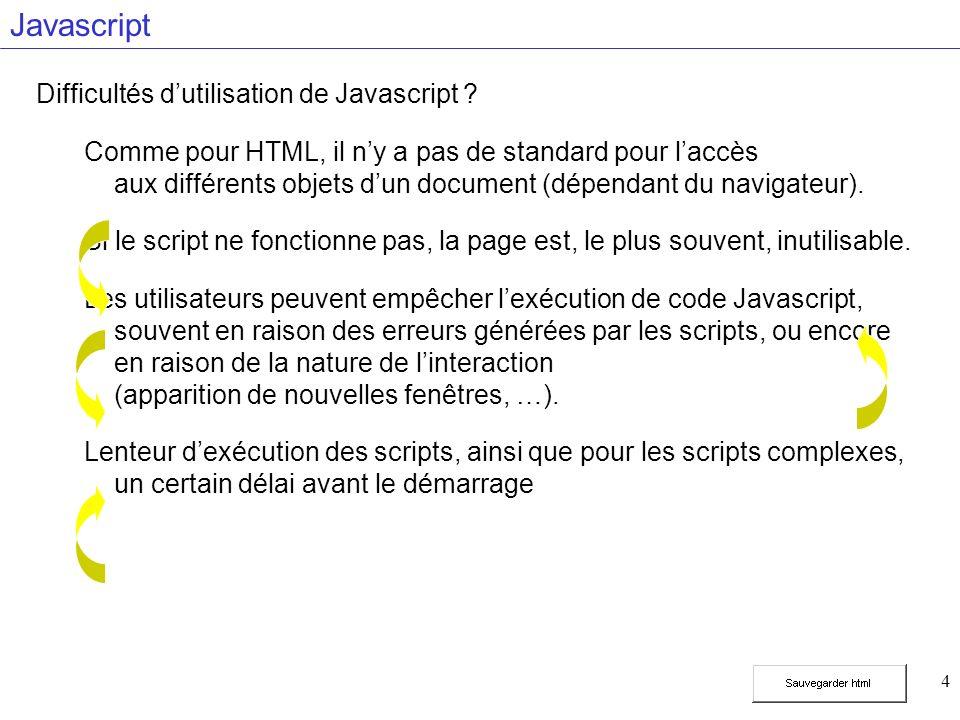 35 Javascript et langage à objets