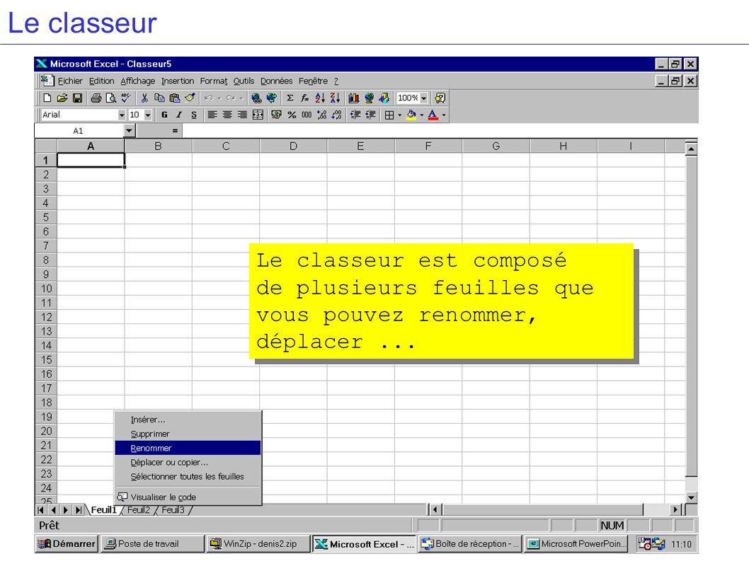 Excel : Fonctions Avancées Fonction NB.SI Objectif : compter le nombre de cellules à l intérieur d une zone répondant à un critère.