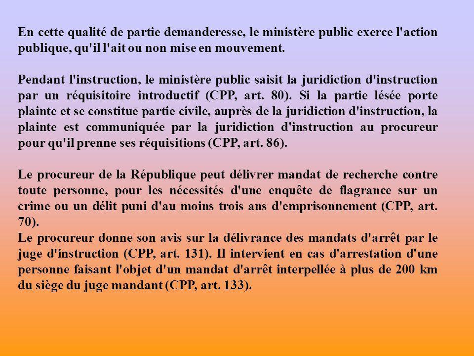 Il en va de même pour la mainlevée de la mise sous contrôle judiciaire (CPP, art.