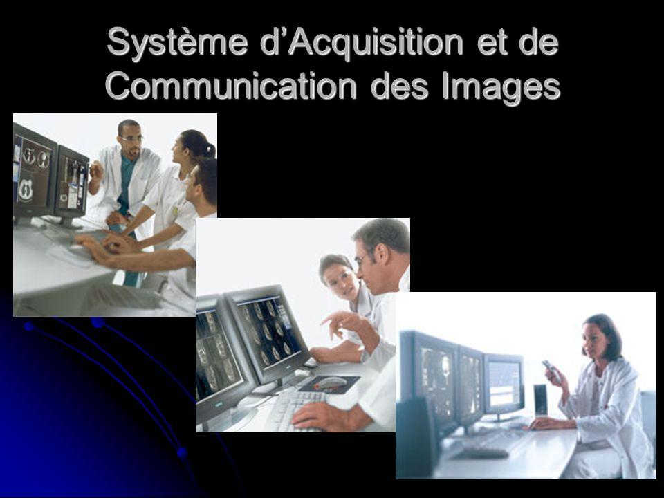Système dAcquisition et de Communication des Images