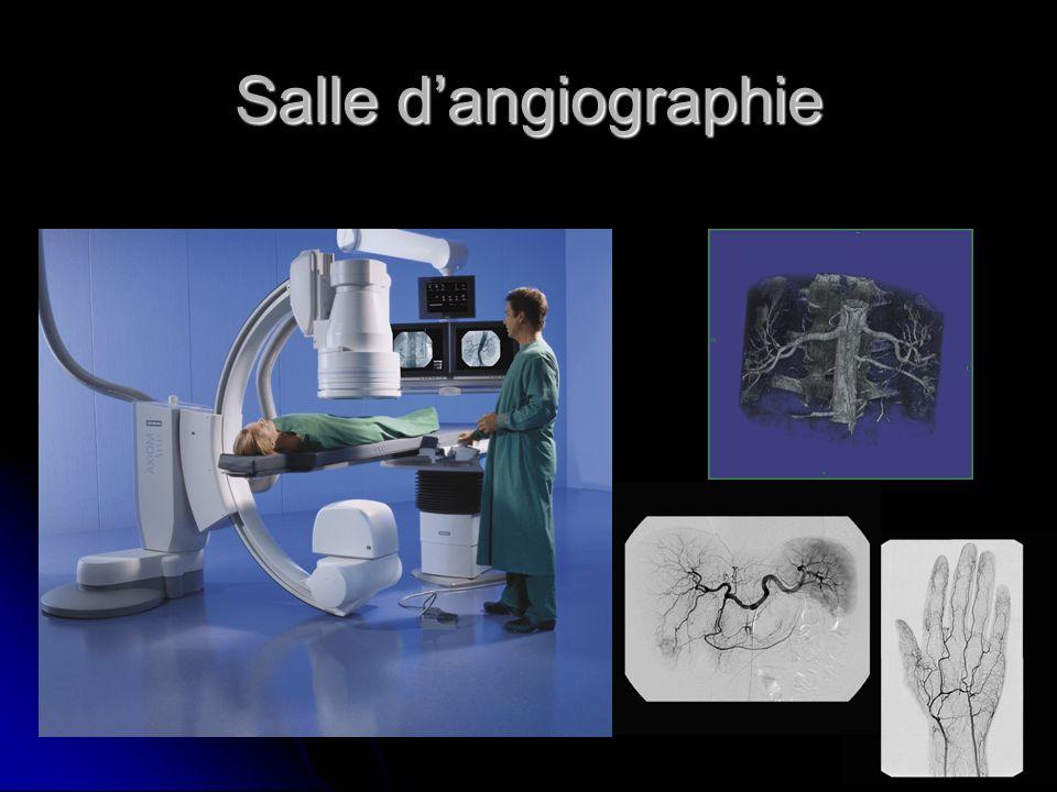 Angiographie & angioplastie