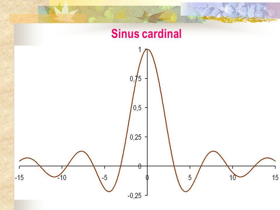 Sinus cardinal