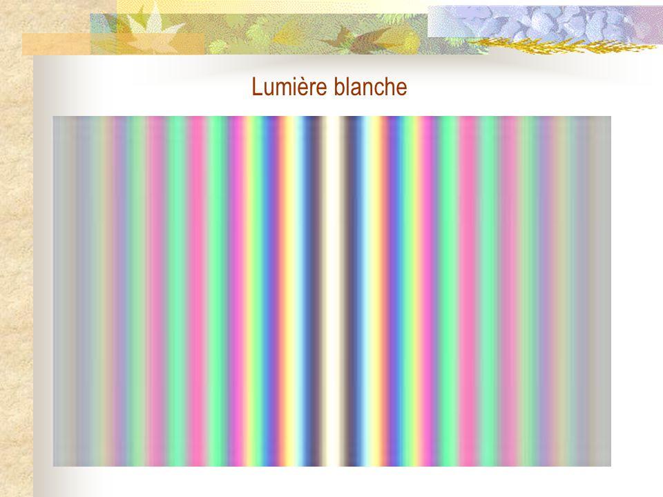 Lumière blanche