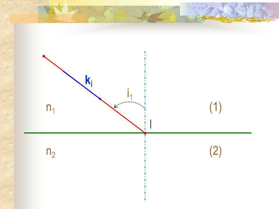 n1n1 I kiki n2n2 (1) (2) i1i1