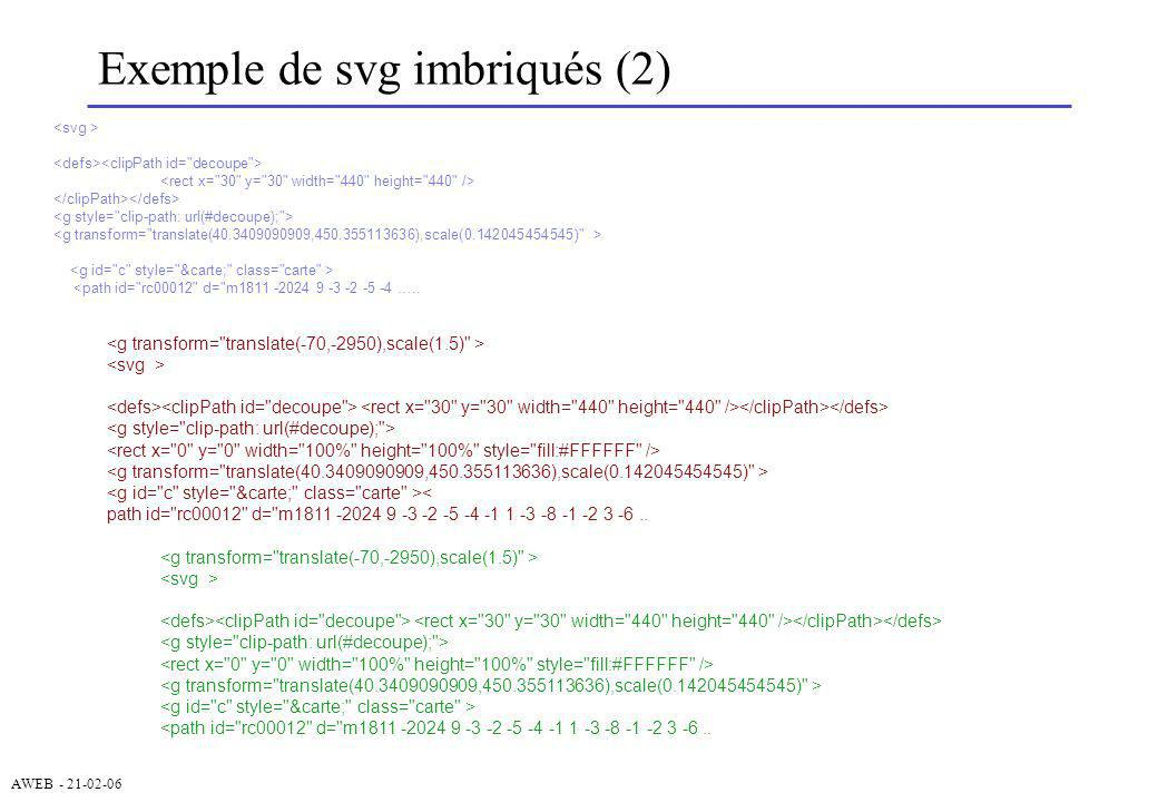 AWEB - 21-02-06 Exemple de svg imbriqués (2) <path id=