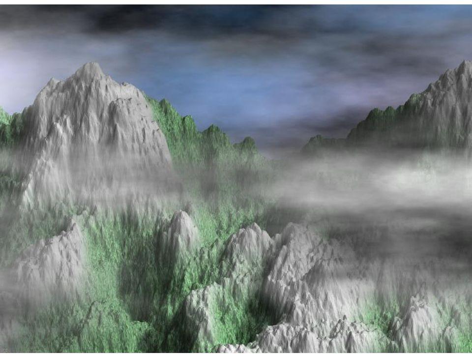 Montagnes fractales