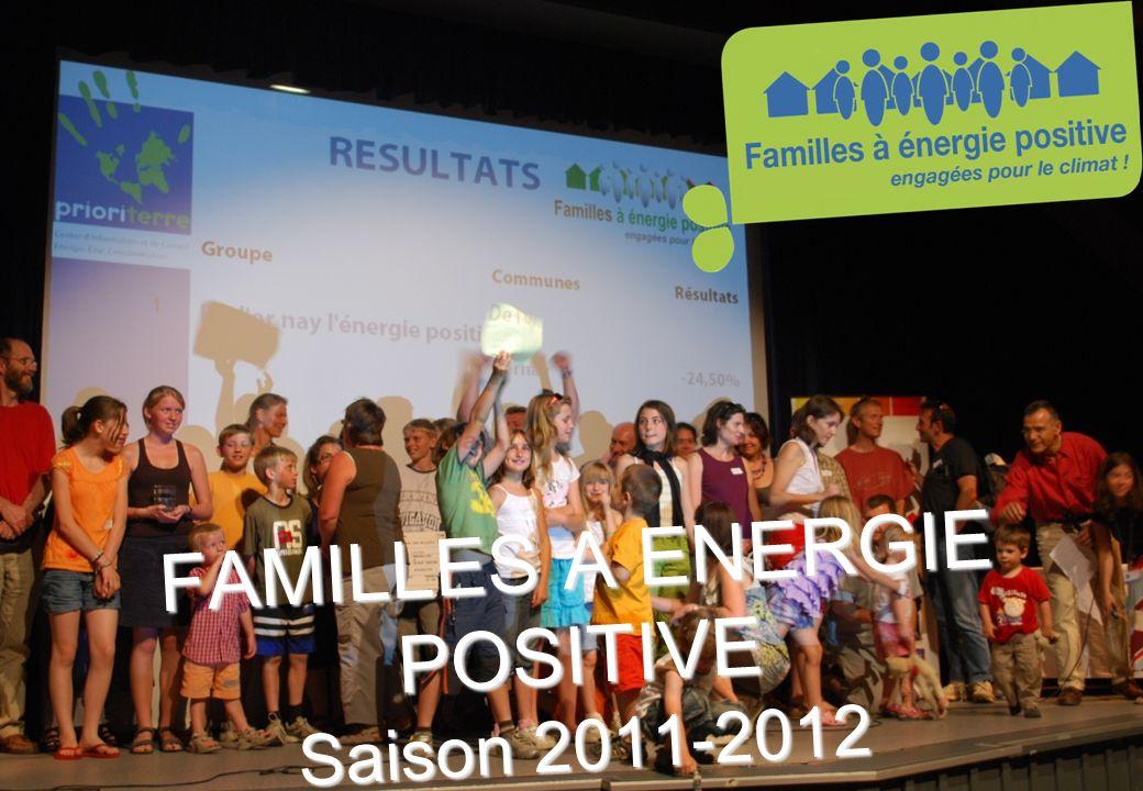 www.familles-a-energie-positive.fr FAMILLES A ENERGIE POSITIVE Saison 2011-2012