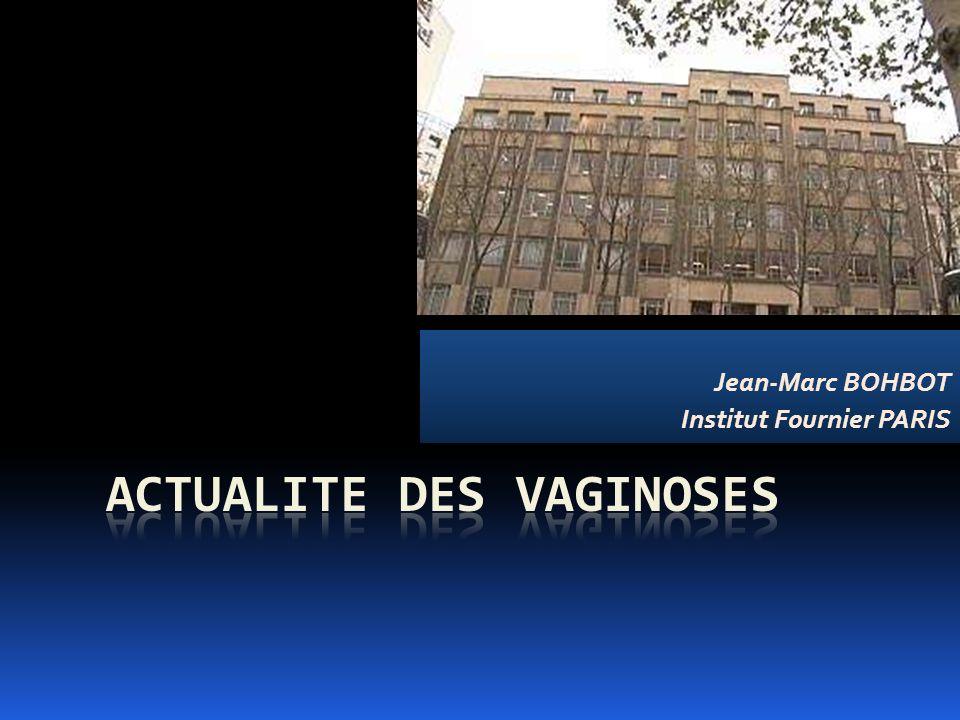 Jean-Marc BOHBOT Institut Fournier PARIS
