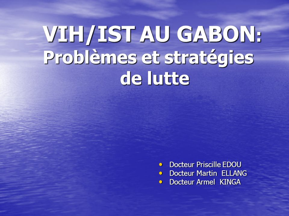 II- STRATEGIES DE LUTTE PREVENTION PREVENTION PRISE EN CHARGE GLOBALE PRISE EN CHARGE GLOBALE