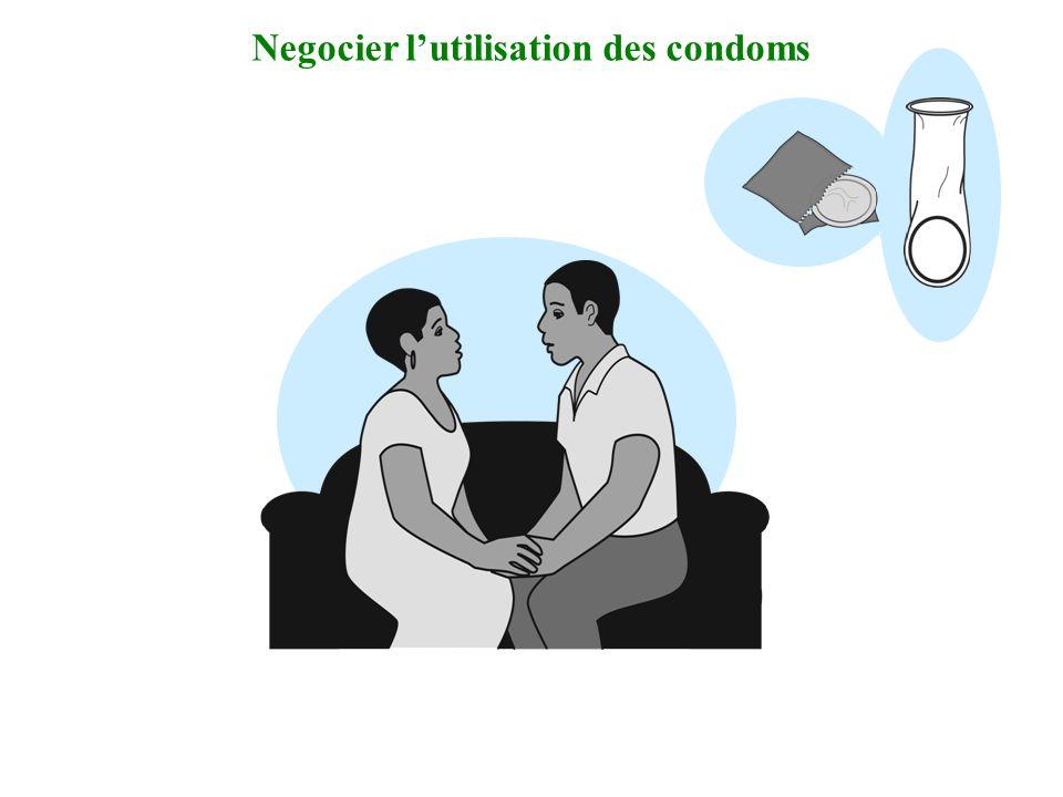 Negocier lutilisation des condoms