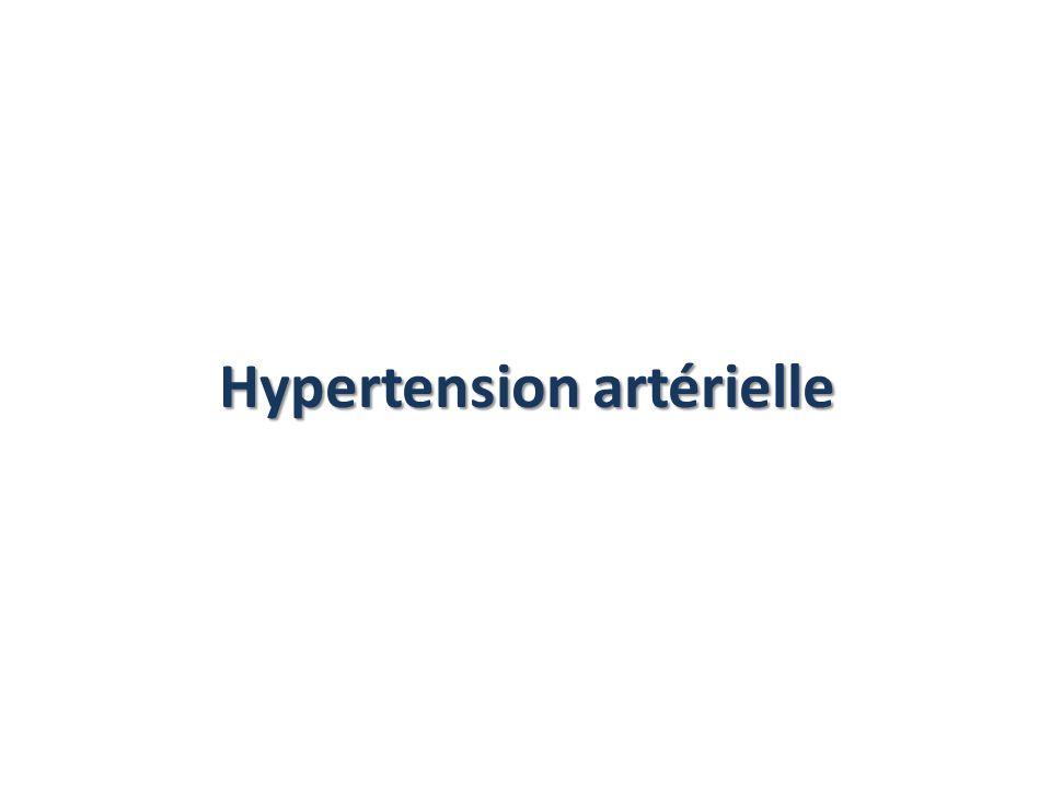 Hypertension artérielle