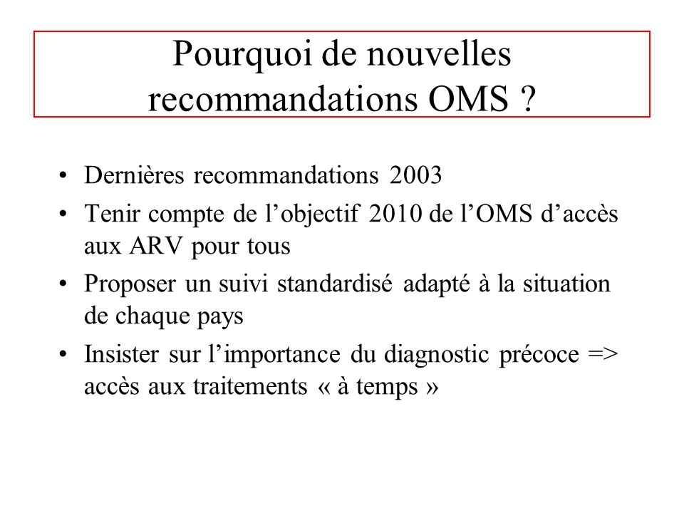 OMS, 2006