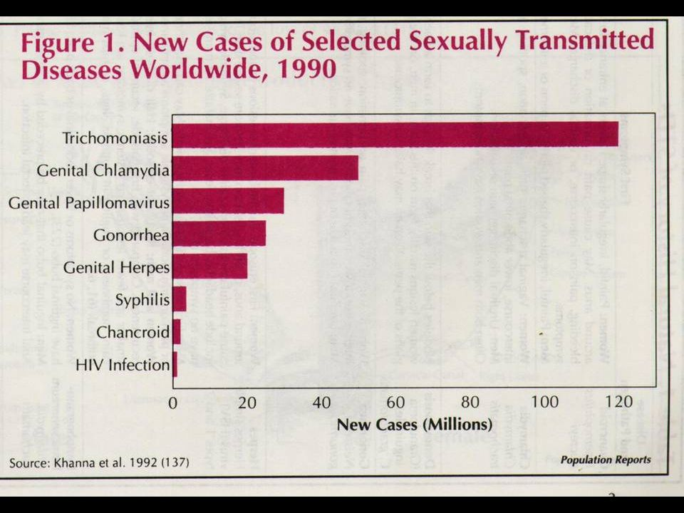 Nombre de cas incidents de syphilis 1992-2005 chez les patients VIH+ (FHDH) 58