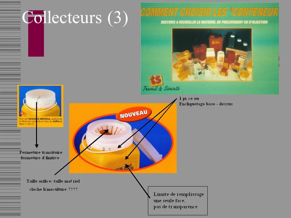Collecteurs (3)