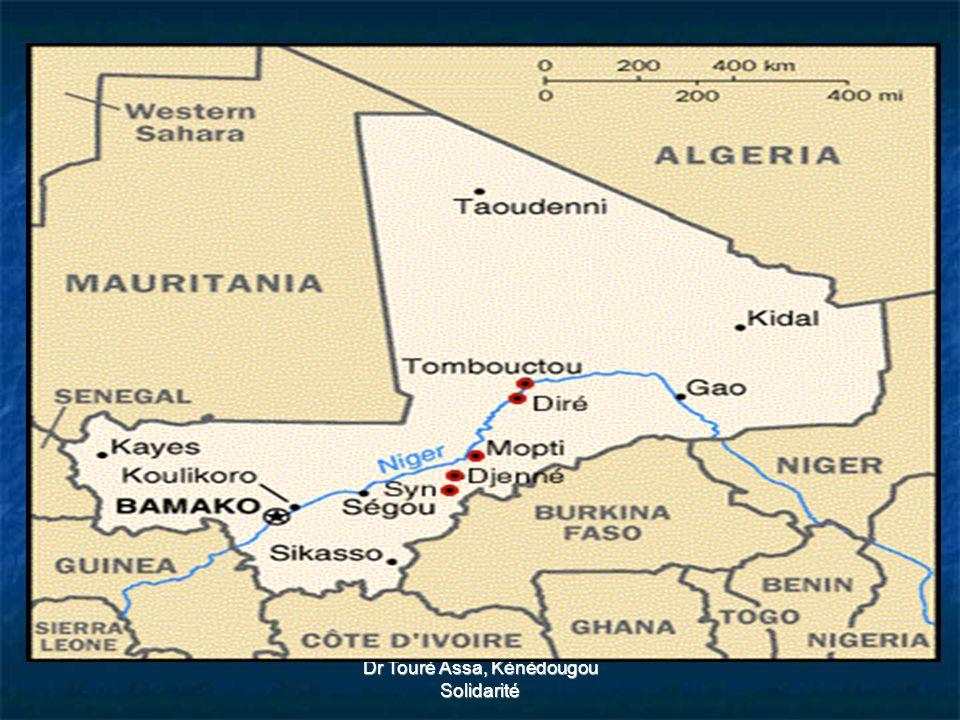 Dr Touré Assa, Kénédougou Solidarité Club dobservance
