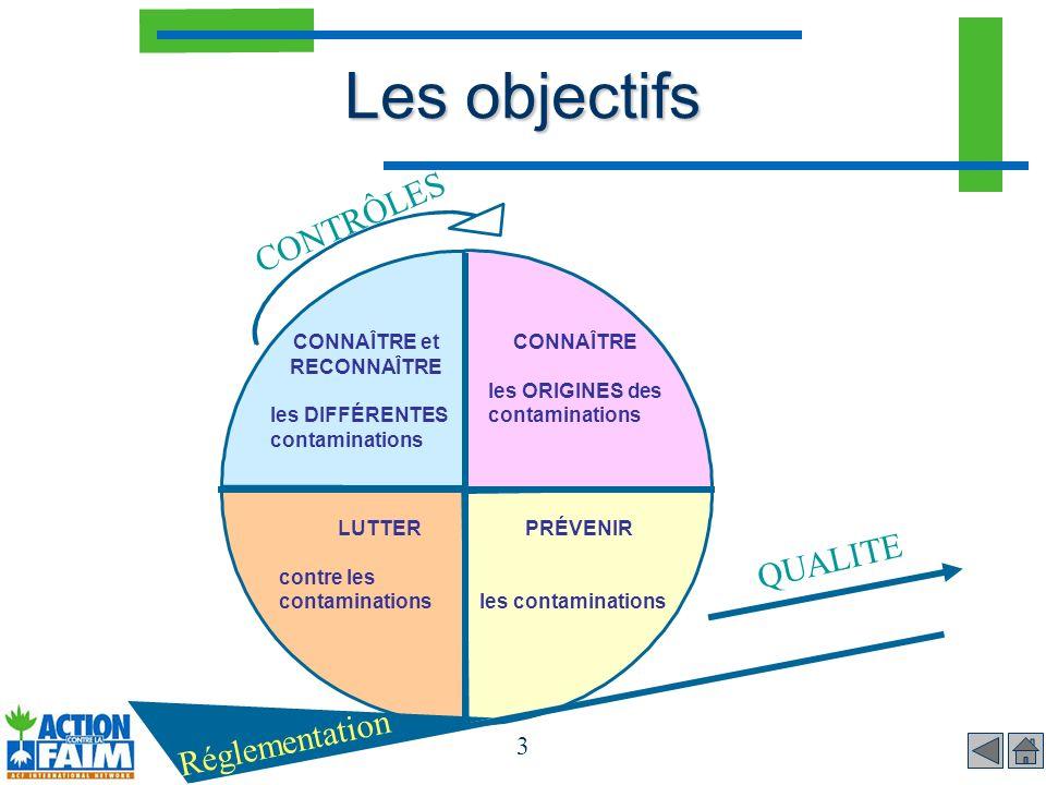 34 Les exigences réglementaires Respecter les exigences réglementaires Un outil: la Qualité
