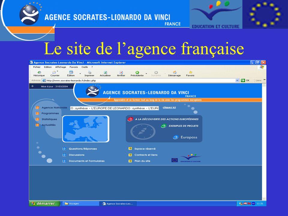 Le site de lagence française