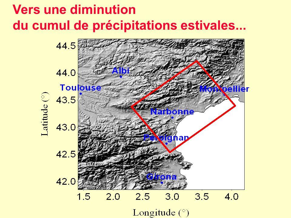 t ref = 0 °C, R eco, ref = 1.063 μmol CO 2 m -2 s -1, b = 0.463, c = 0.383 n = 302, r 2 = 0.78 RMSE = 0.54 μmol CO 2 m -2 s -1 Nous faisons lhypothèse que Pendant la période de croissance de la végétation R eco = base R eco + R growth Le reste de lannée R eco = base R eco avec