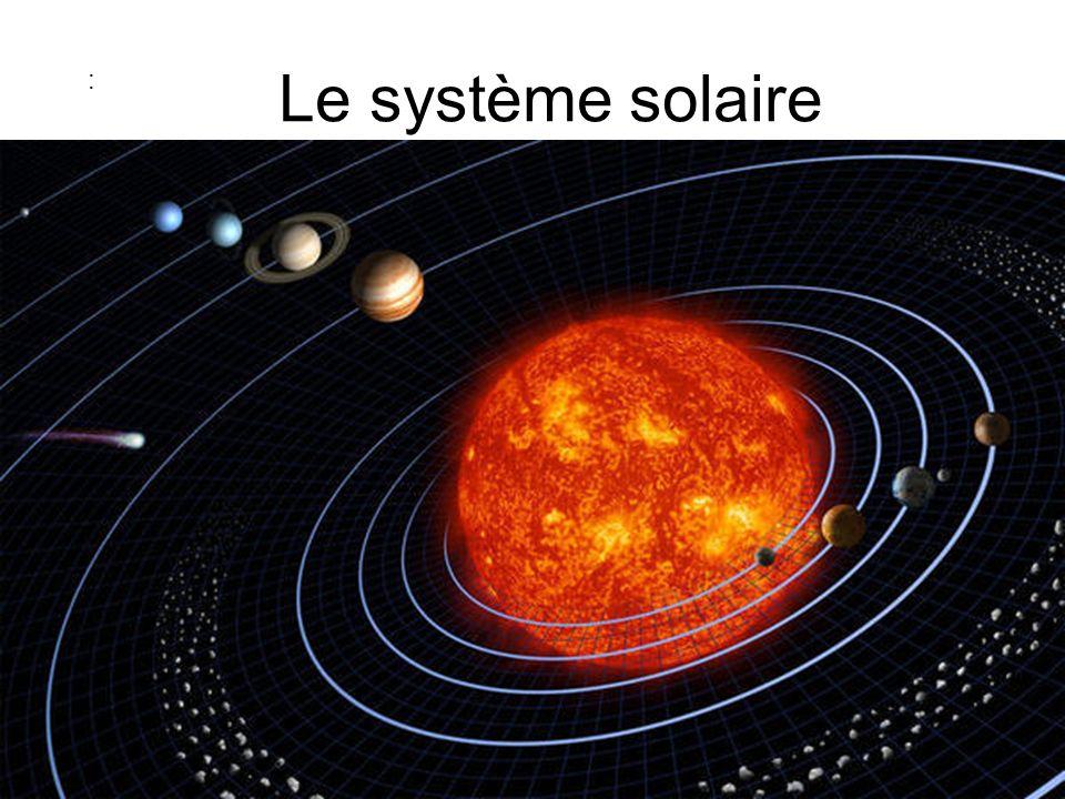 : Le système solaire