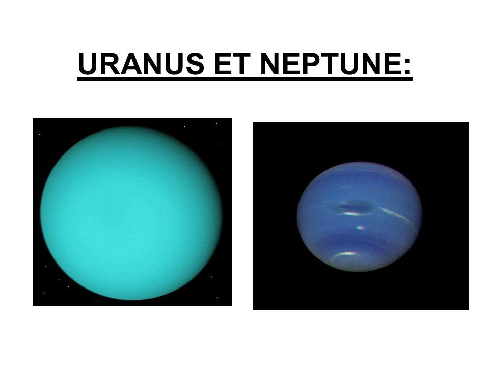Uranus et Neptune Uranus et Neptune étaient inconnues des premiers astronomes qui observaient le ciel à lœil nu.