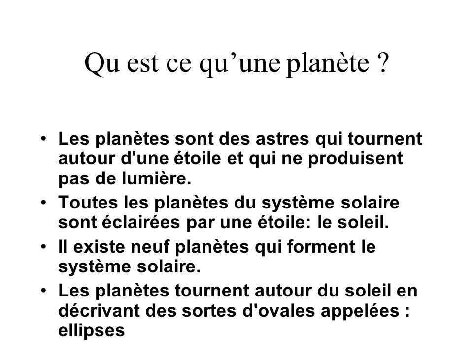 Bien connu LE SYSTEME SOLAIRE DEFINITION DU SYSTEME SOLAIRE : - ppt video  HX63