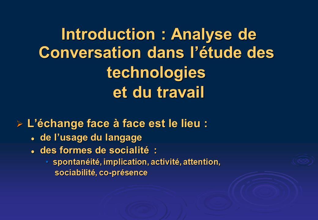 Les technologies : Les technologies : mécaniques, automatiques, inanimées, électroniques, construites, dépourvues de pensée, impersonnelles et asocialesmécaniques, automatiques, inanimées, électroniques, construites, dépourvues de pensée, impersonnelles et asociales