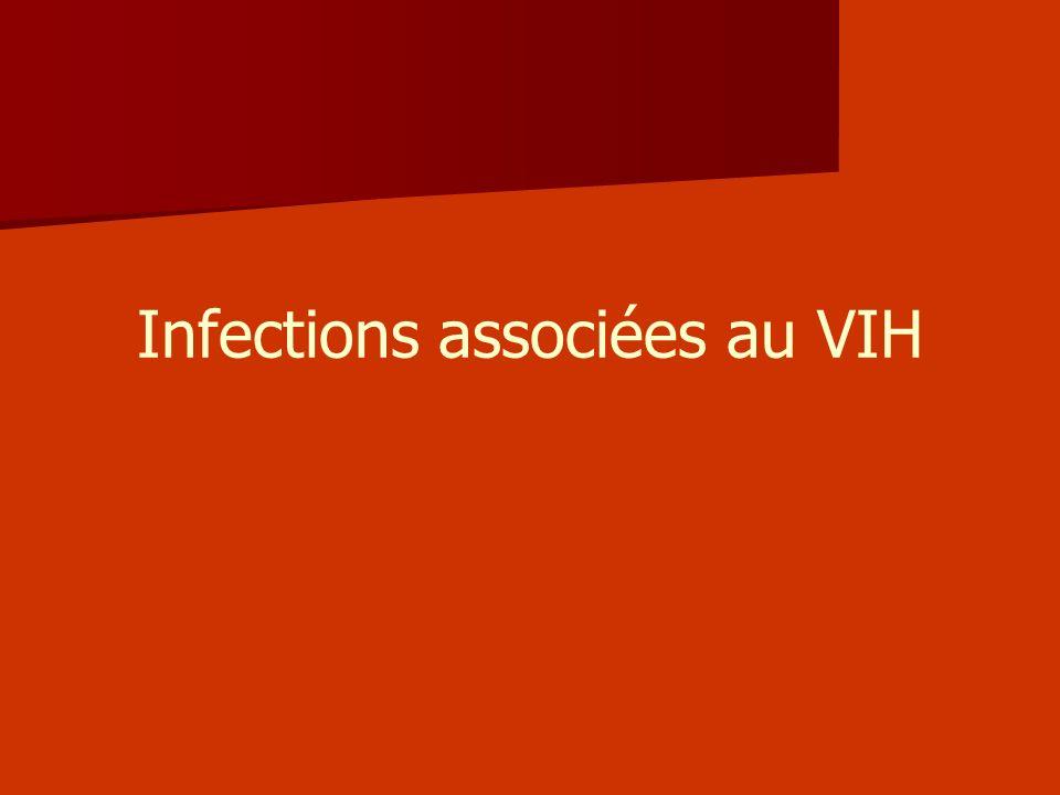 Infections associées au VIH