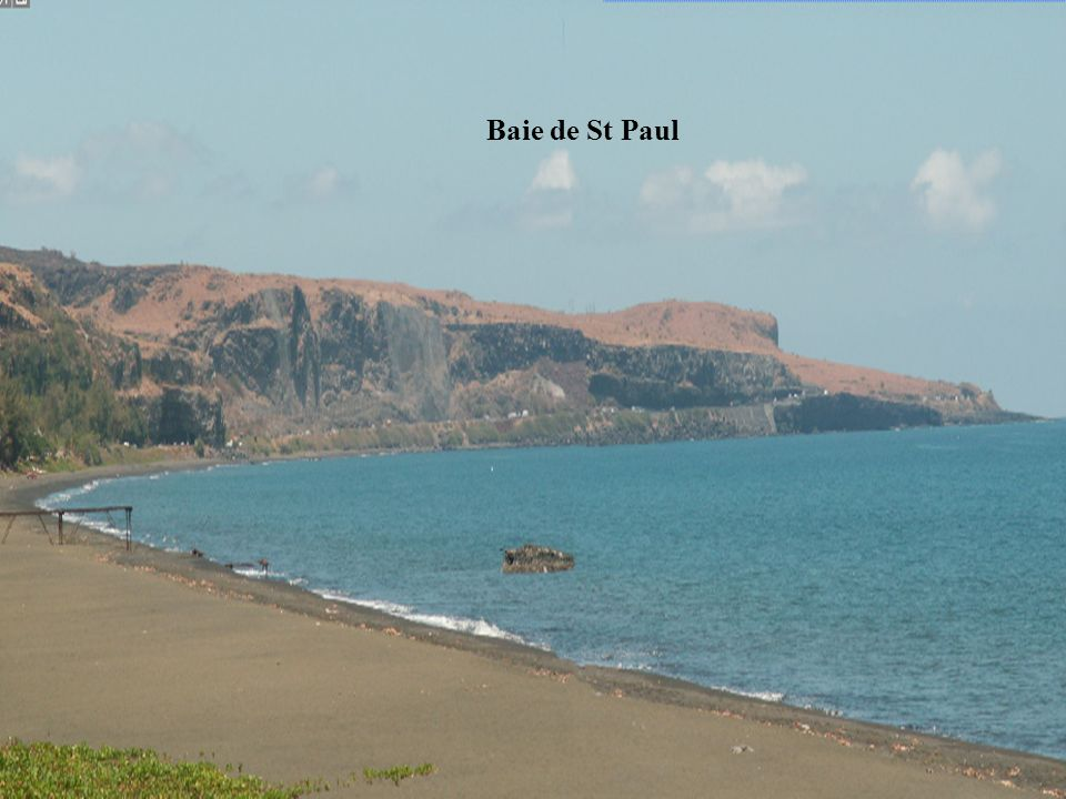 Baie de St Paul