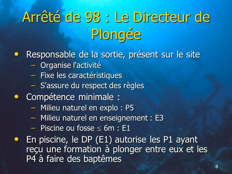 17 Contre-indications (CNMP)