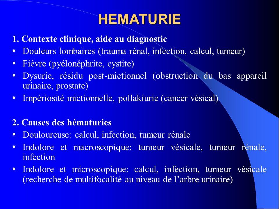 HEMATURIE 1.