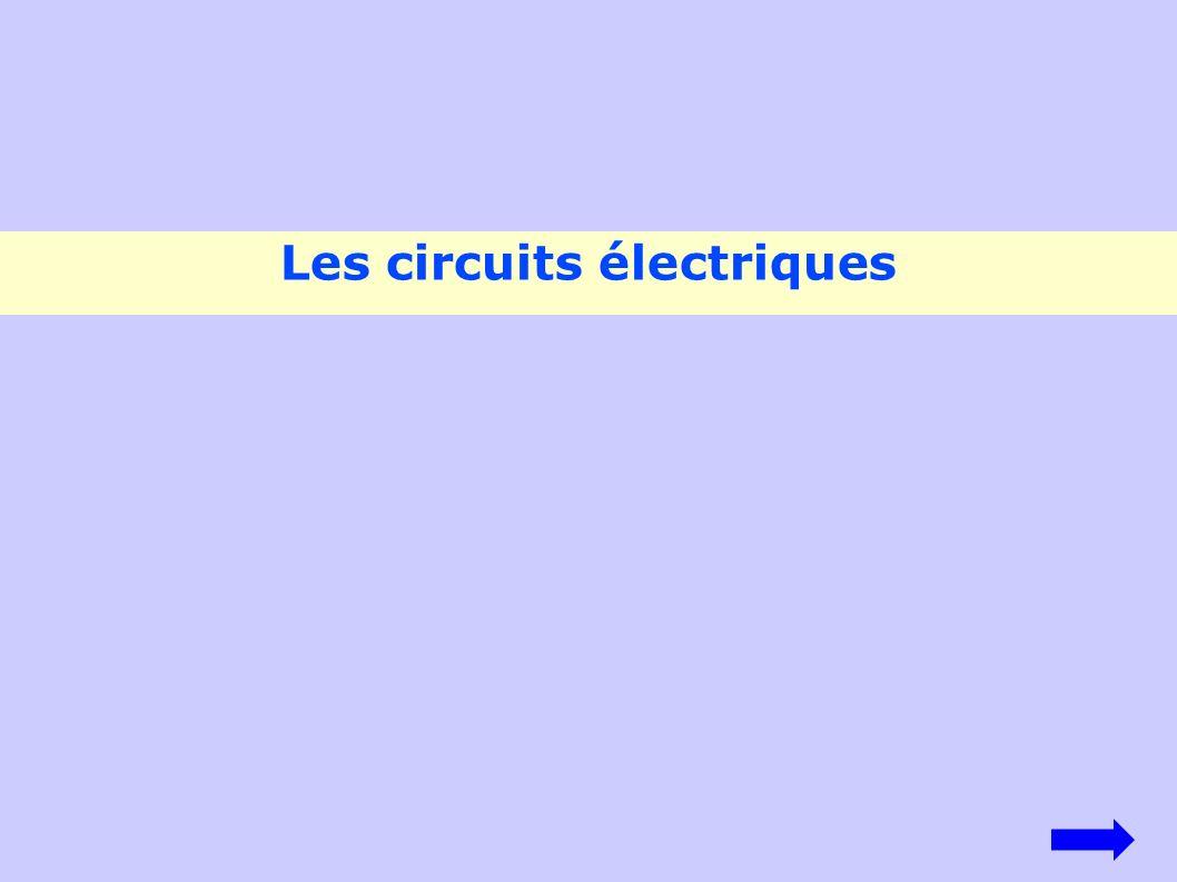 Les circuits électriques
