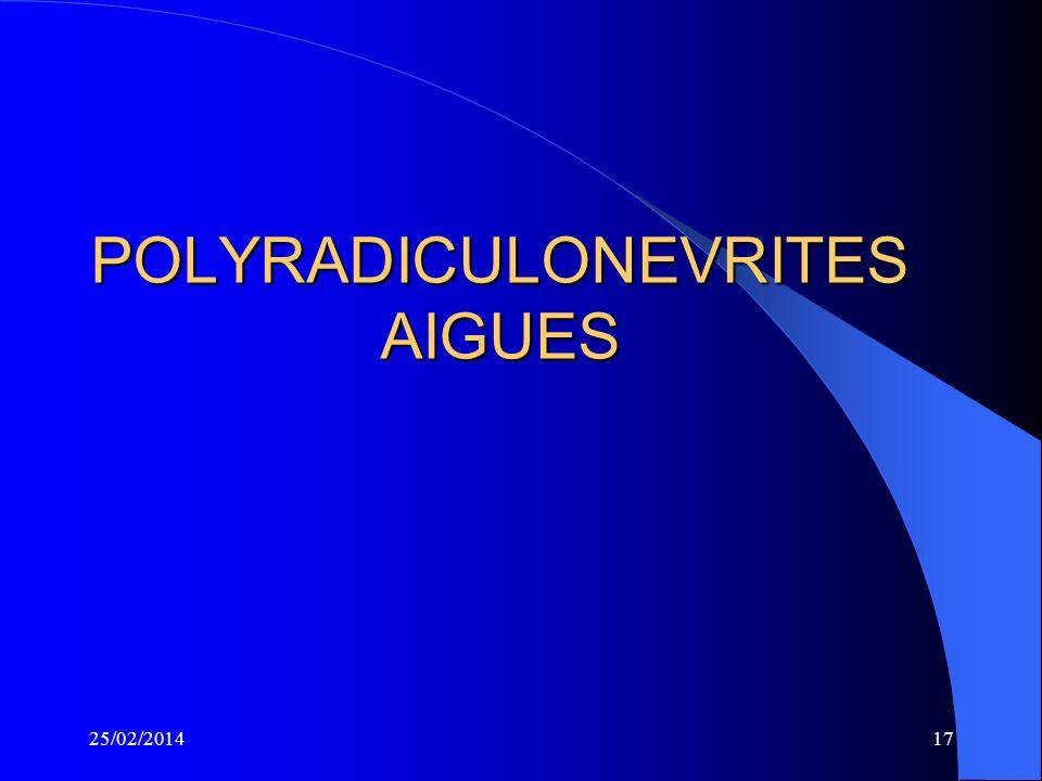 ETIOLOGIE Neuropathies héréditaires – Dégénératives : neuropathies sensitivo-motrices de Charcot - Marie Tooth (Atrophie péronière, Pieds creux, Attei