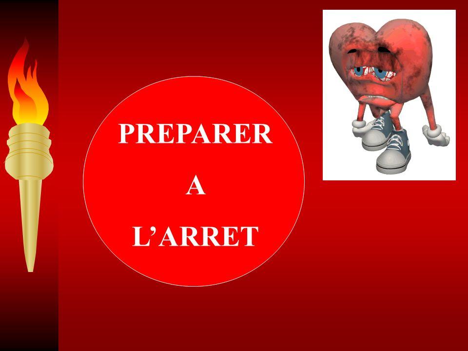 PREPARER A LARRET