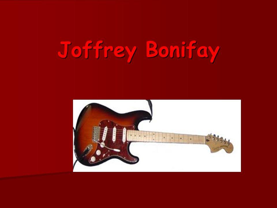Joffrey Bonifay